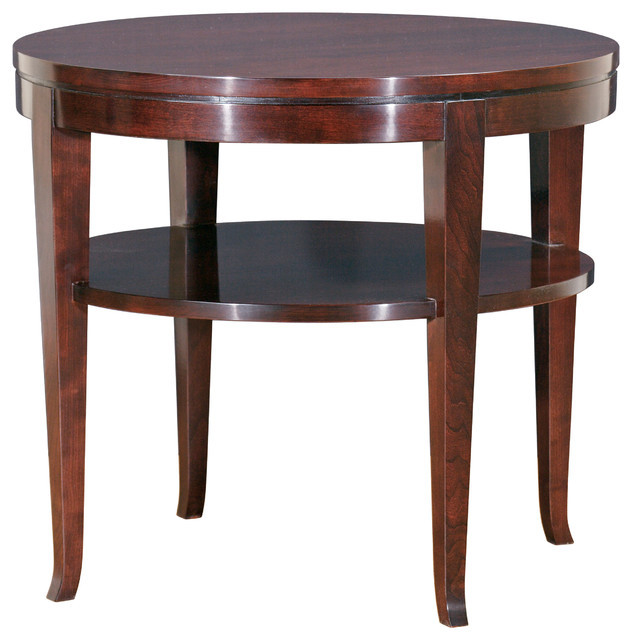 Stickley Round Lamp Table 7715