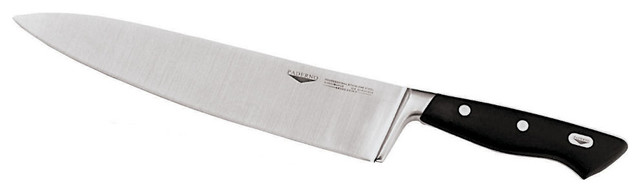 9 1/2in. Chef's Knife with Forged Blade traditional-kitchen-knives-and-accessories