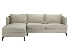 Hyde Sectional Sofa contemporary sectional sofas