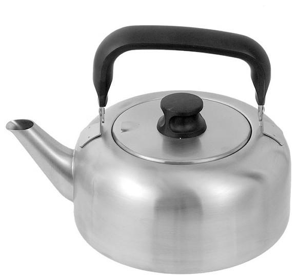Stainless Steel Tea Kettle ~ Muji stainless tea kettle modern kettles by usa