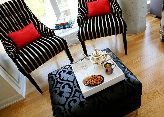 Rezen - Sitting Area contemporary