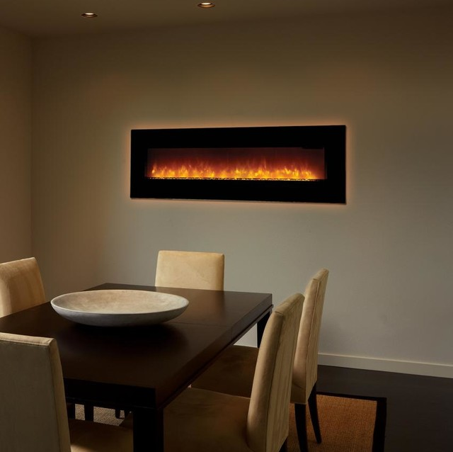 Fireplaces And Linear Fireplace On Pinterest
