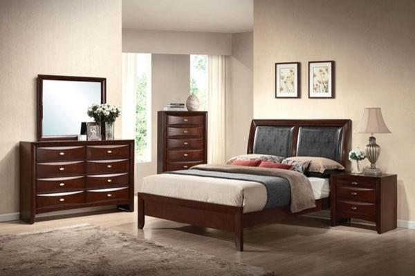 king bedroom set 21444ck 5set transitional bedroom furniture sets