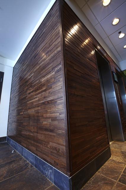 FriendlyWall Panels Modern Hardwood Flooring