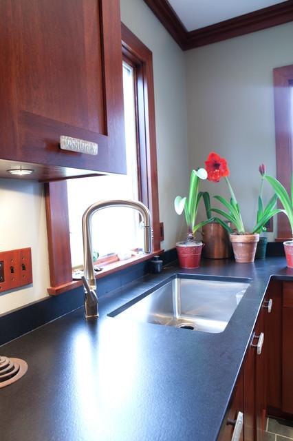 Contemporary Renovation, North Shore Boston traditional-kitchen