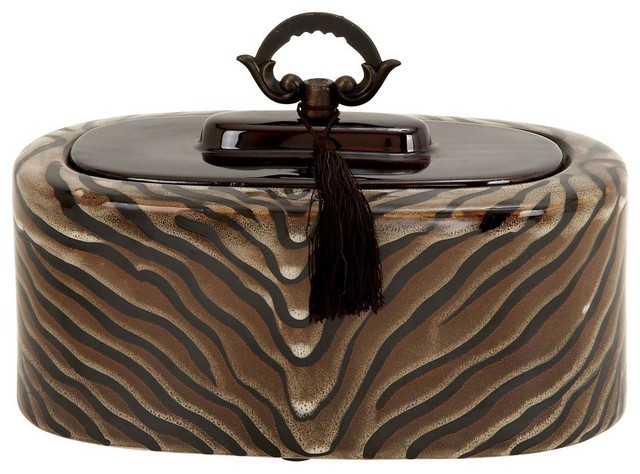 Ceramic Jar with Beautiful Handle traditional-food-containers-and-storage