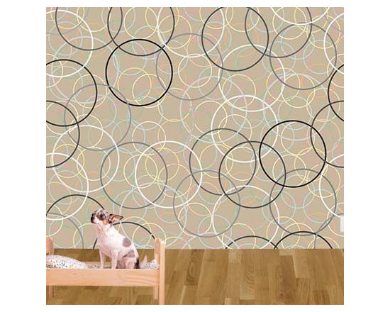 New Custom Printed Wallpaper Designs from Customized Walls.com -