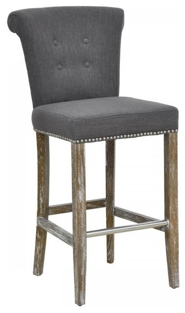 Classic Home Furniture Vincente Barstool 53005112