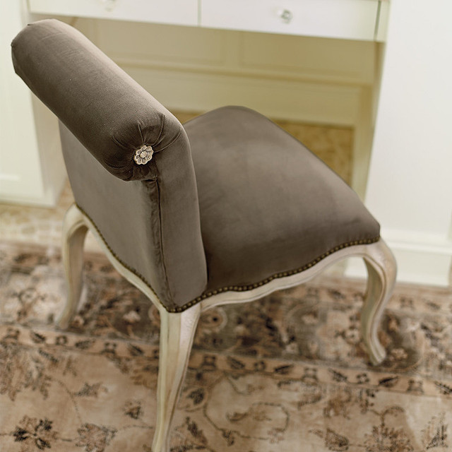 Sweetheart Vanity Chair Traditional Vanity Stools And