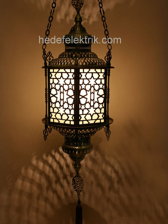 Turkish Style - Ottoman Lighting - *Code: HD-04161_51
