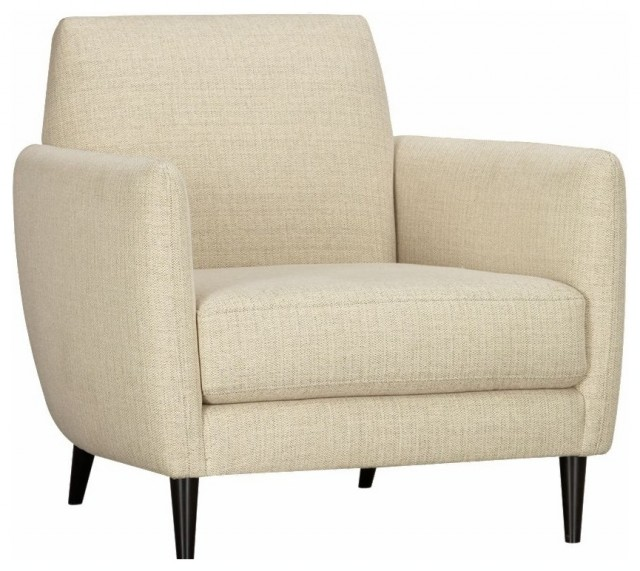 Parlour Oatmeal Chair Modern Armchairs And Accent