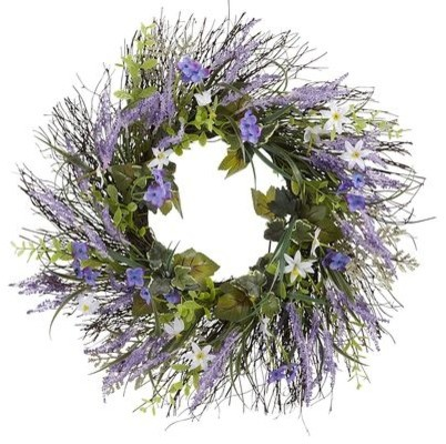 Lavender Wreath Home Products on Houzz