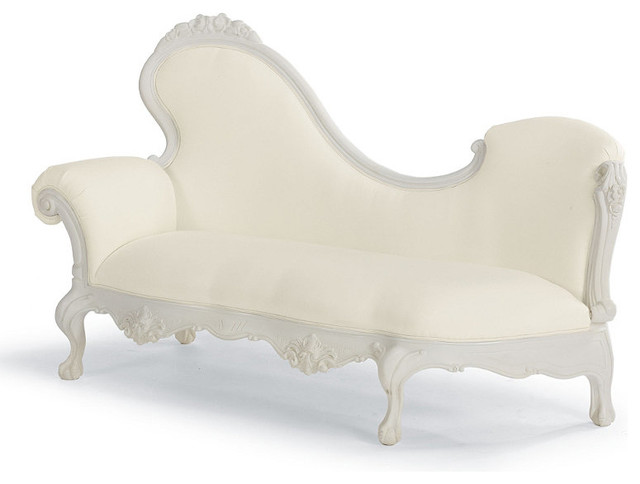 Donatella Outdoor Chaise Lounge Chair - Frontgate, Patio Furniture traditional-outdoor-chaise-lounges