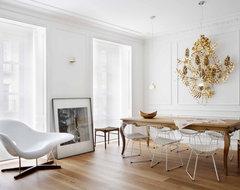 San Sebastian contemporary-dining-room