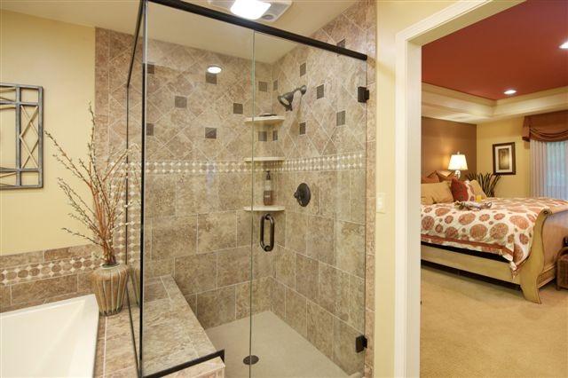 Ramsey Interiors eclectic-bedroom
