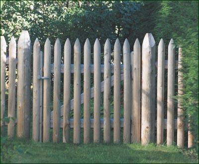 Salem Picket Walk Gate modern-outdoor-products