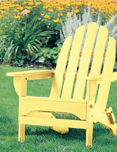 Adirondack Chair traditional outdoor chairs