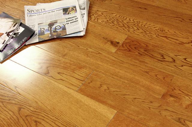 Millstone Flooring traditional-hardwood-flooring
