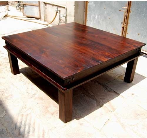 Large Rustic Coffee Table Pictures To Pin On Pinterest