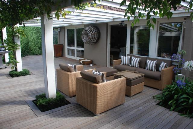 Andrew Renn Design, beautiful gardens of Melbourne Australia.