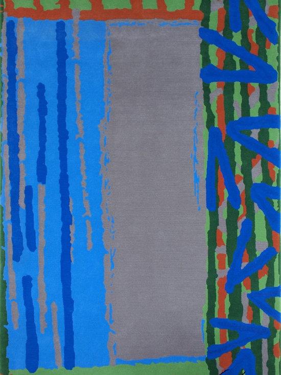 David Gerstein Rug Collection - Jazz E - Allure Custom Rug Studio, David Gerstein, hand tufted, 100% New Zealand wool, Made in Denver, can be purchased through www.allurerug.com or www.custommade.com