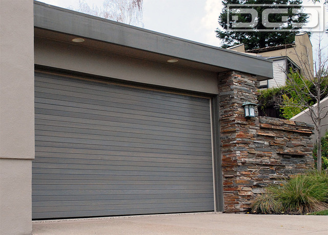 Contemporary Garage Doors : Find Carriage, Frosted Glass and ...