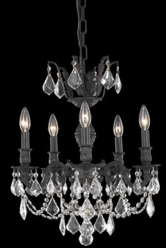 Marseille 5 Light  Chandelier modern-chandeliers