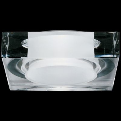 Faretti Lui Crystal Recessed Light by Fabbian recessed-lighting