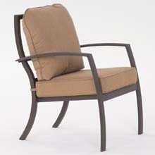 Escape Arm Dining Chair By Koverton modern-outdoor-chairs