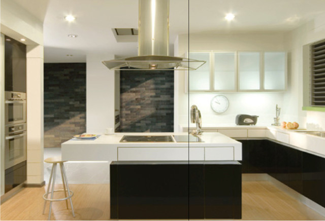Clean Kitchens contemporary-kitchen