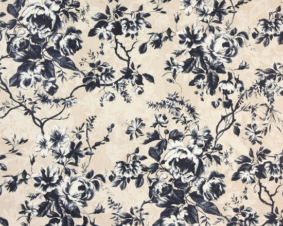 Dalston Rose Wallpaper -