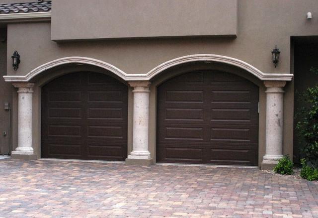 Garage Door Surround 007