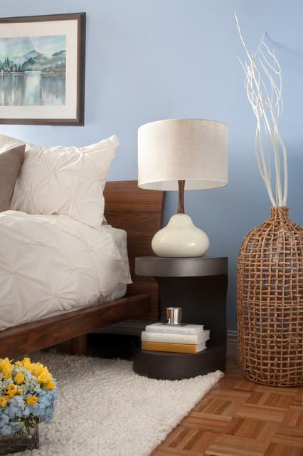 Serene Bedroom contemporary-bedroom