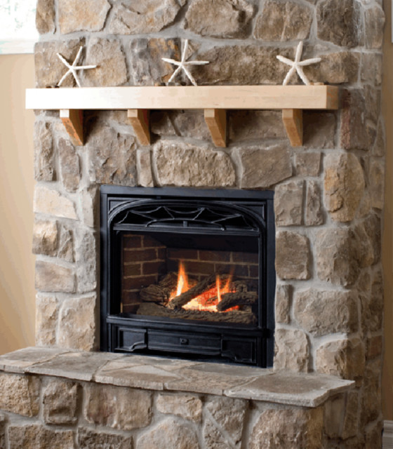 Traditional Fireplaces on Houzz