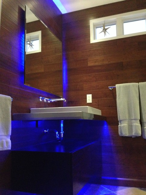 LED Bathroom Lighting - modern - bathroom - st louis - by Super