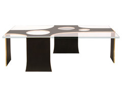 Philip Nimmo Ironworks coffee-tables