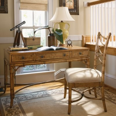 Tommy Bahama Beach House Clearwater Writing Desk Modern