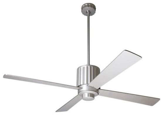 Flute Fan No Light modern-ceiling-fans