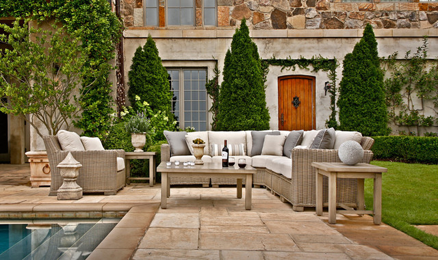 The Rustic Collection by Summer Classics Outdoor Sofas