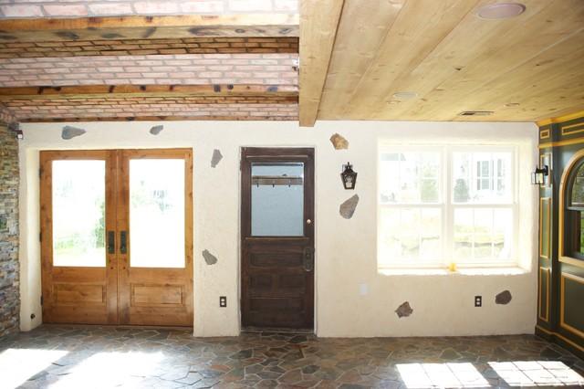 Edgemont Home Renovation eclectic