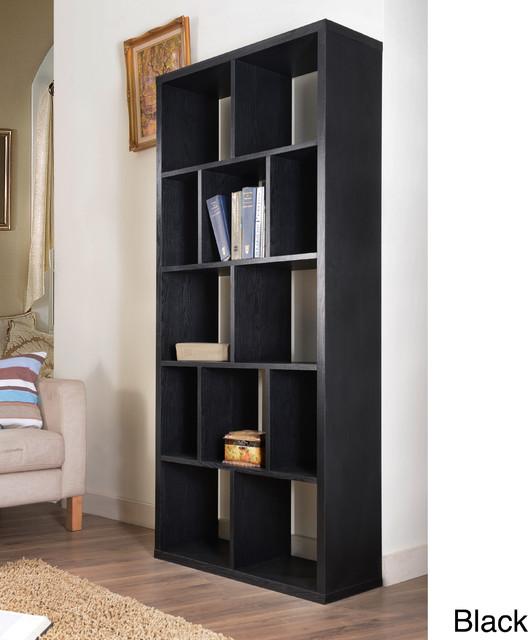 Furniture of America Nordic Cubbyhole Bookcase/ Display Shelf - Contemporary - Bookcases - by ...
