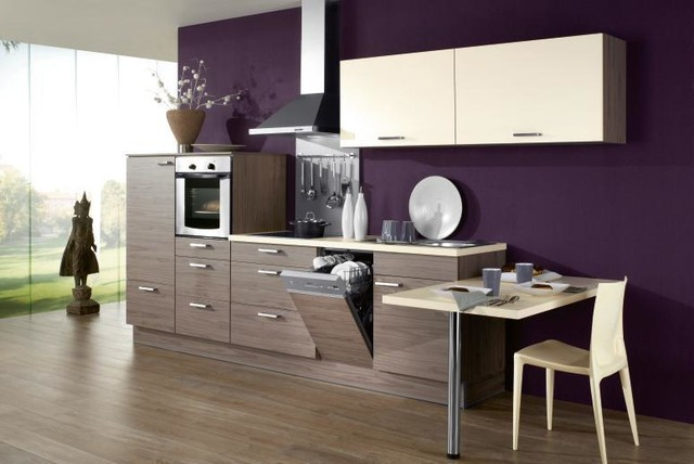 Bauformat Burger Modern Collection contemporary-kitchen-cabinets