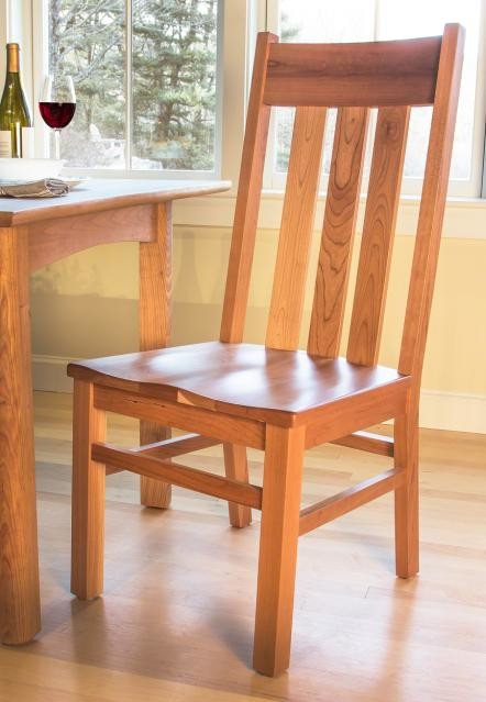mission style dining chair craftsman dining chairs