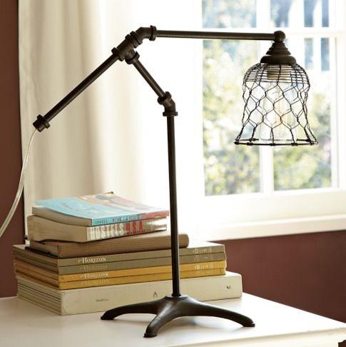 Vintage Task Lamp traditional-desk-lamps