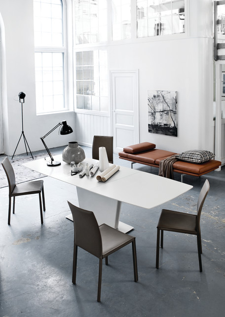 milano dining table contemporary furniture by boconcept us