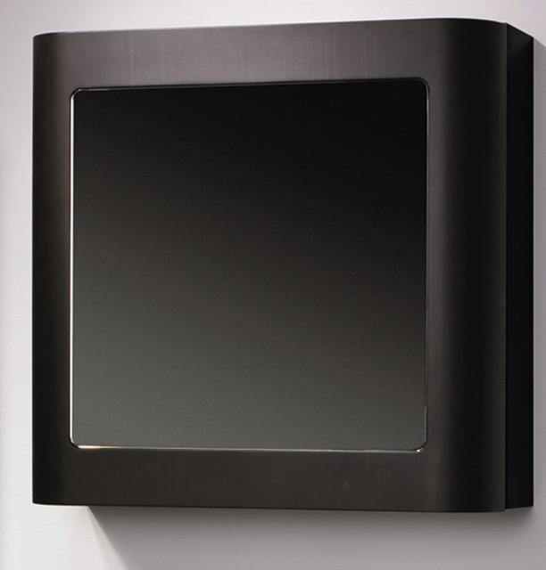 Aeri Single Door Medicine Cabinet - Contemporary - Medicine Cabinets - by ivgStores