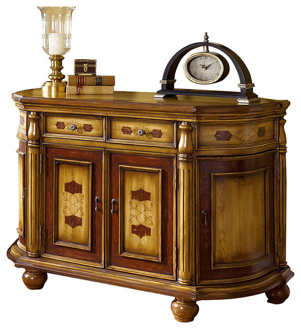 Hidden Treasures Cabinet - Traditional - Buffets And Sideboards - by SmartFurniture