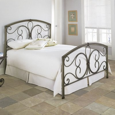 Fashion Bed Group Symphony Bed modern-beds