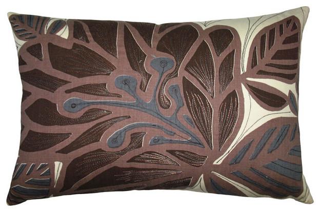 Koko - Flora 13x20 Pillow modern-bed-pillows