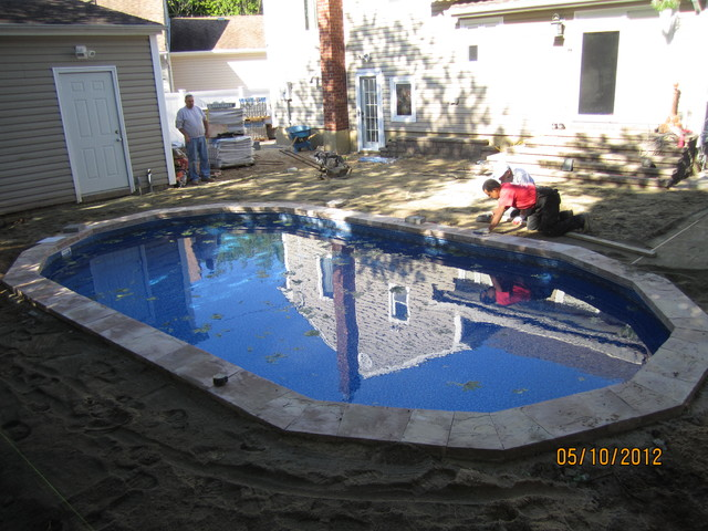 12x24 in ground pool